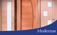Portas Modernas
